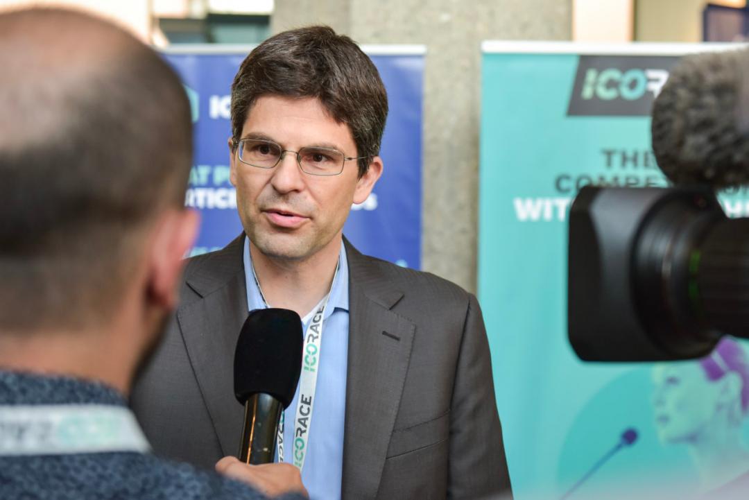 """Lars Schlichting, """"Vi racconto i vincitori di ICO Race"""""""