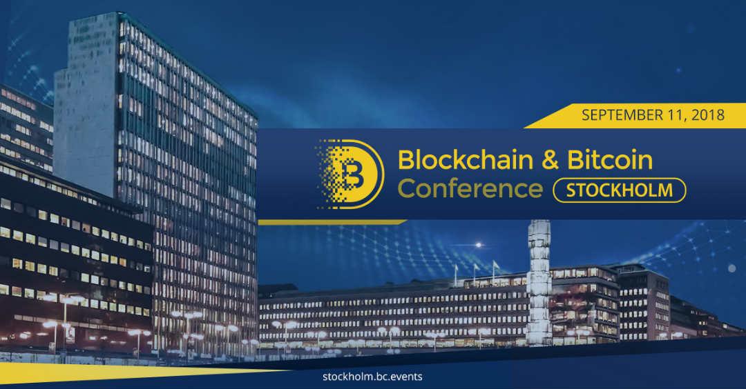 DLT, un nuovo evento a settembre a Stoccolma