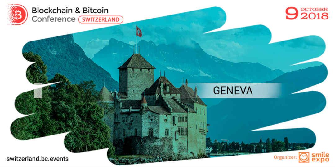 A Ginevra un evento crypto con SICOS e altri