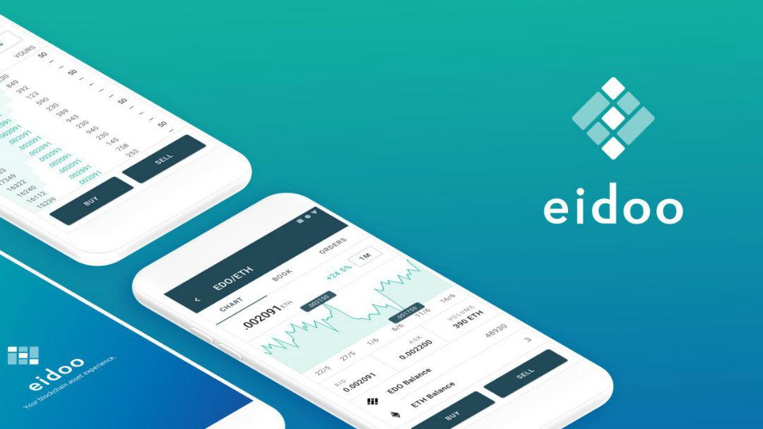 Eidoo exchange