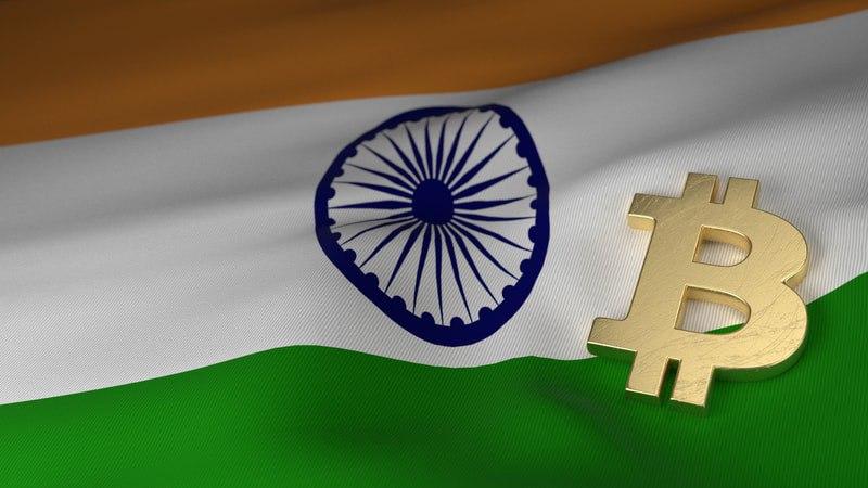 India, pietra tombale sulle crypto