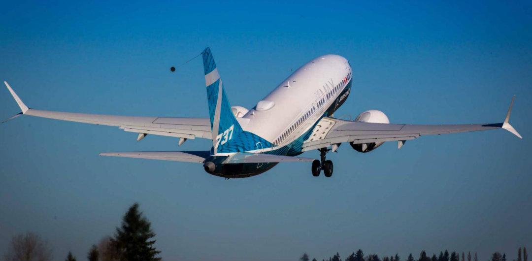 La blockchain per voli senza pilota di Boeing