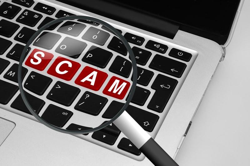 Storia di cinque scam, per avidi e creduloni
