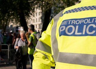polizia di Londra