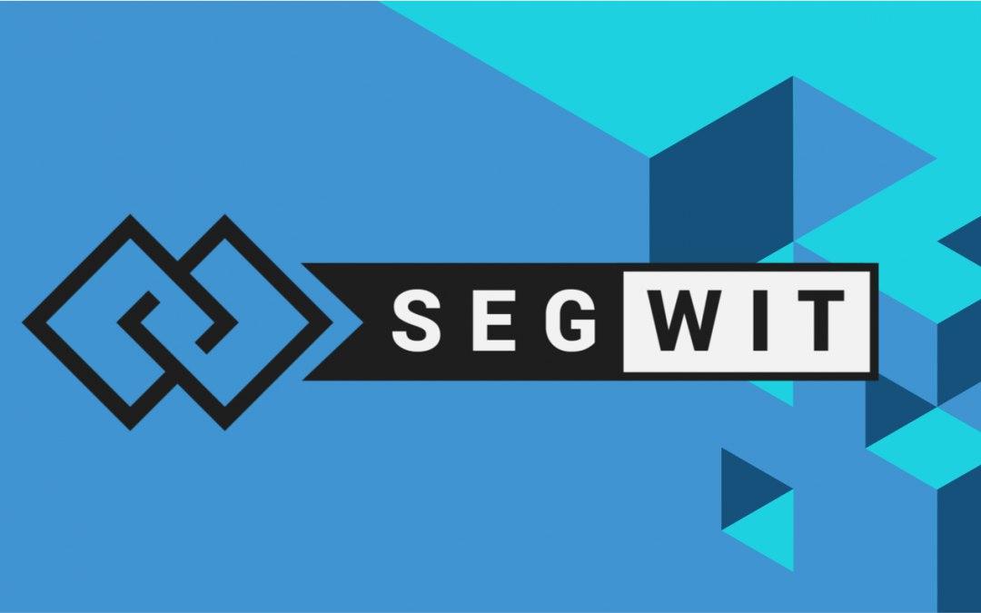 Le transazioni SegWit oltre il 40%