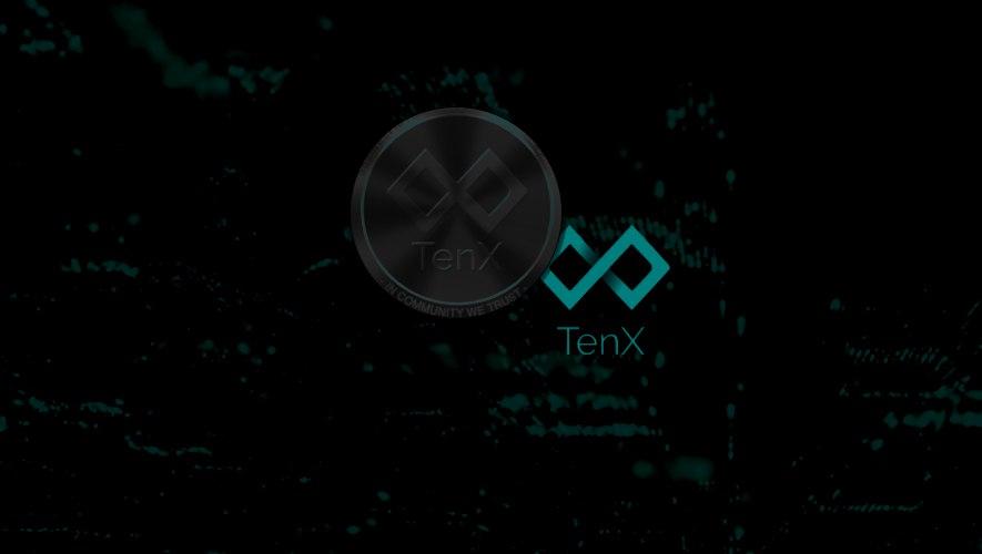 TenX sulle montagne russe di BitHumb