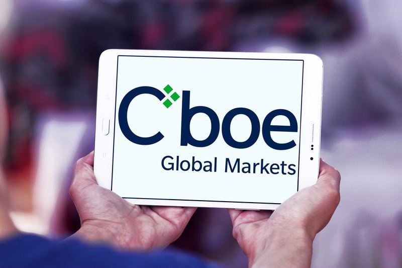 "CBOE, ""L'intero mercato crypto è un quinto di Apple"""