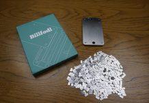 Recensione Billfodl wallet