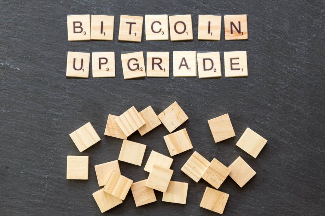 Update di Bitcoin in arrivo