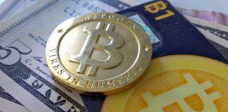 Bitcoin transactions value