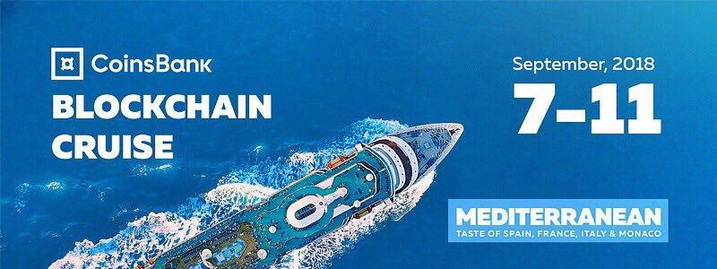 Blockchain Cruise, annunciato il dibattito su Bitcoin
