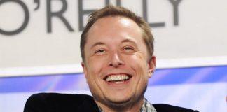 Elon Musk fake