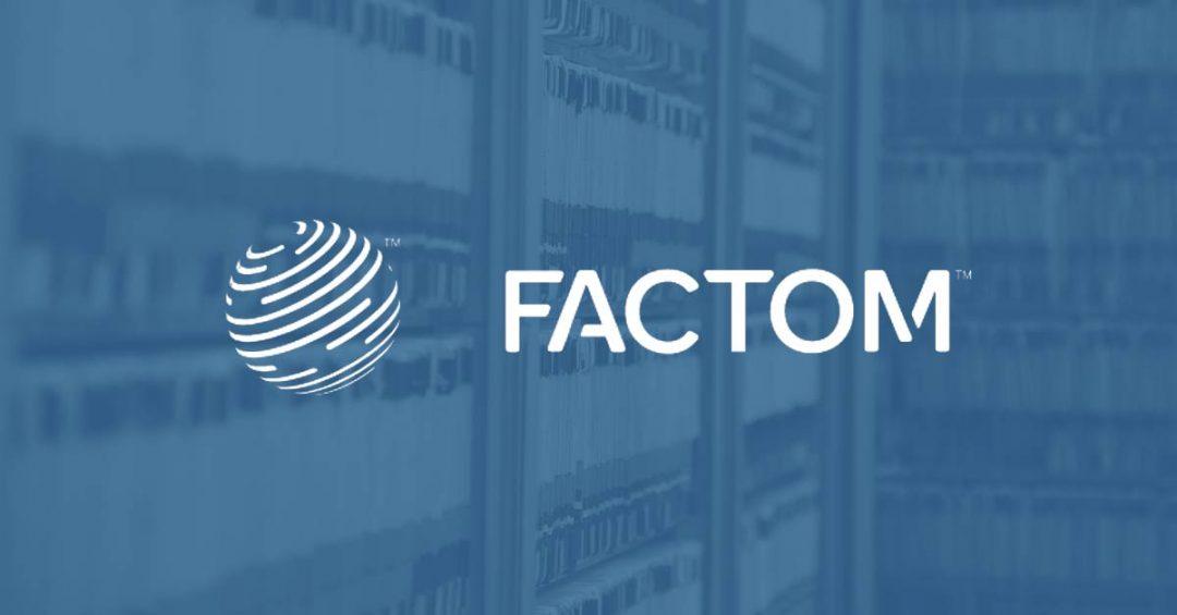 Dati più sicuri sulla blockchain con Factom