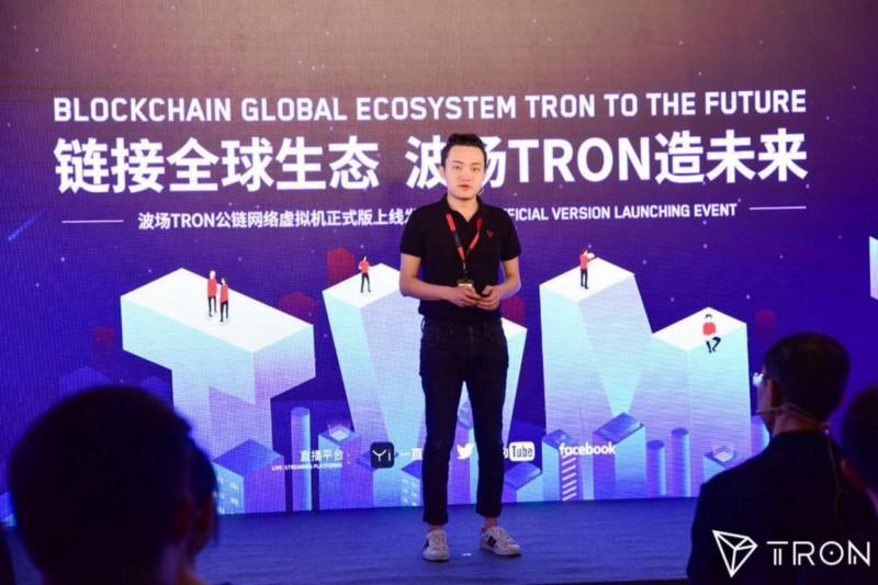 Novità in casa Tron, TVM, la macchina virtuale che sfida Ethereum
