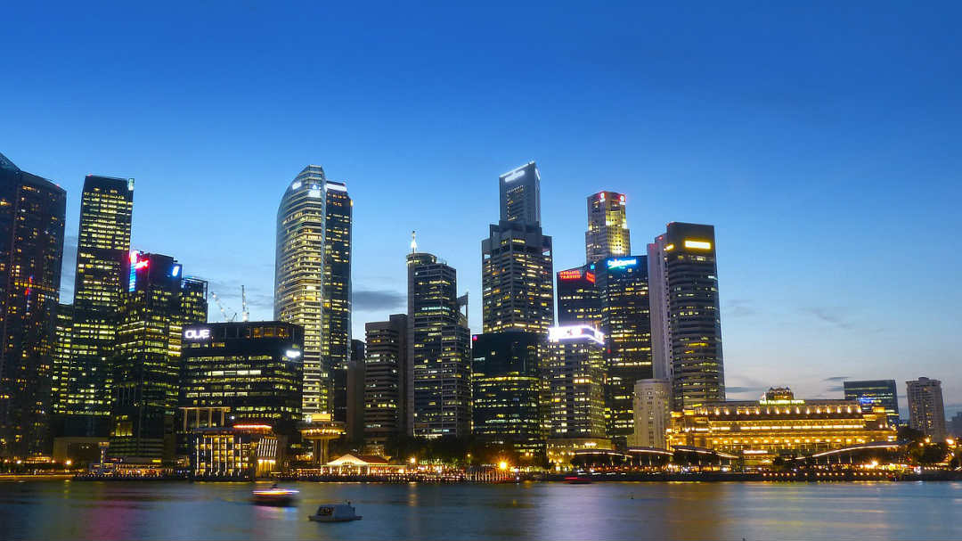 A Singapore la finanza corre sulla blockchain
