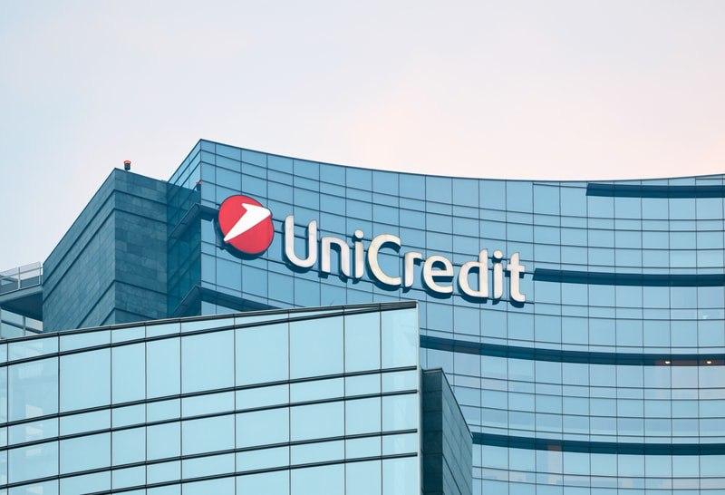 La prima operazione di Unicredit su Blockchain