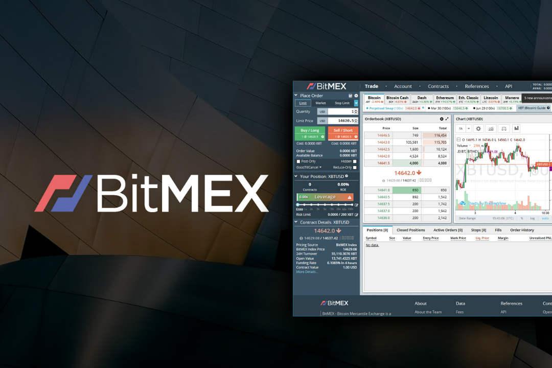 BitMEX vola alto, fino al 45esimo piano