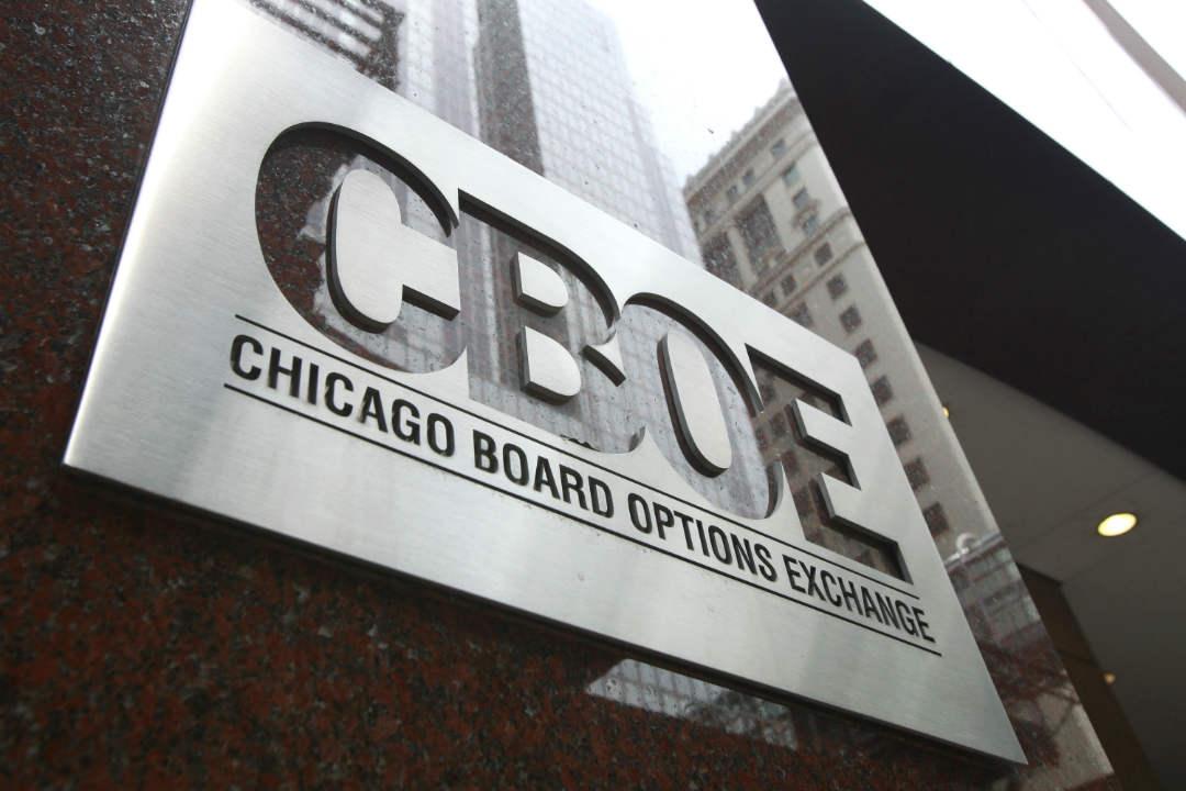 Il CBOE pronto al lancio di un future su ETH
