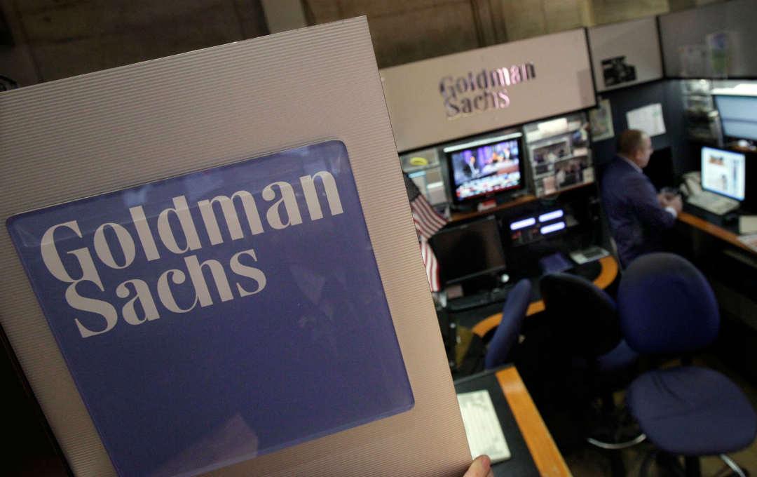 Da Goldman Sachs un servizio di custodia per criptovalute