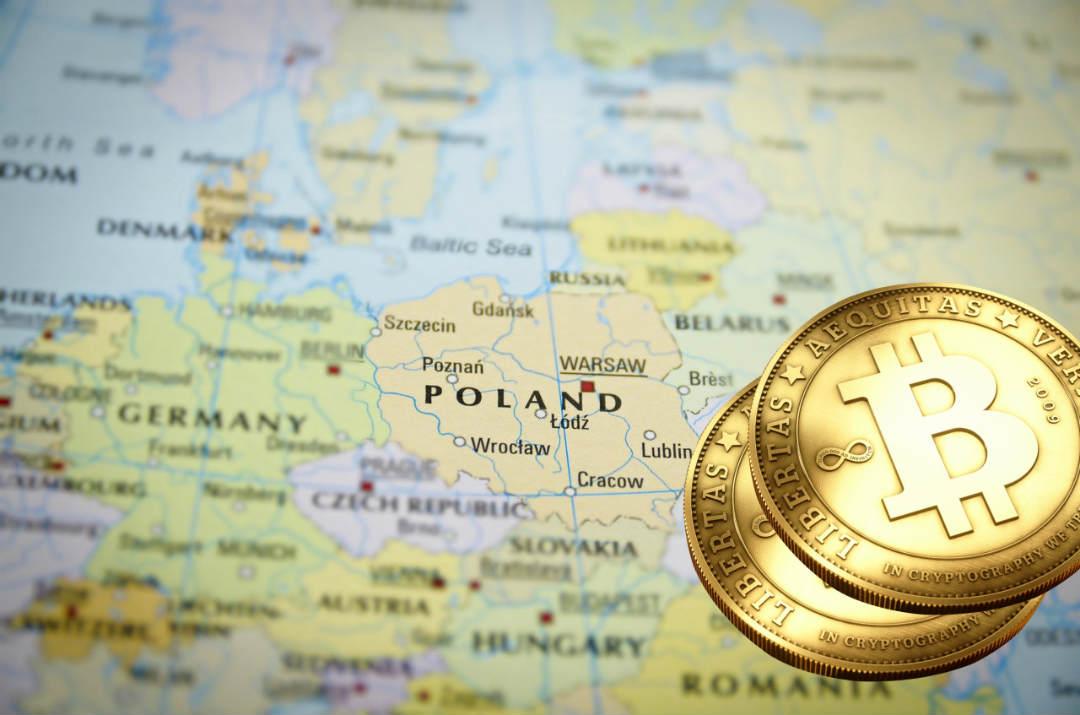 La Polonia fa chiarezza sulle criptovalute