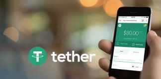 Tether tokens