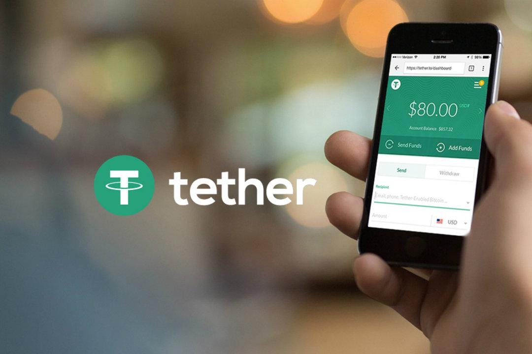 Tether, $50 milioni di nuovi token sul mercato