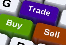 vechain trading