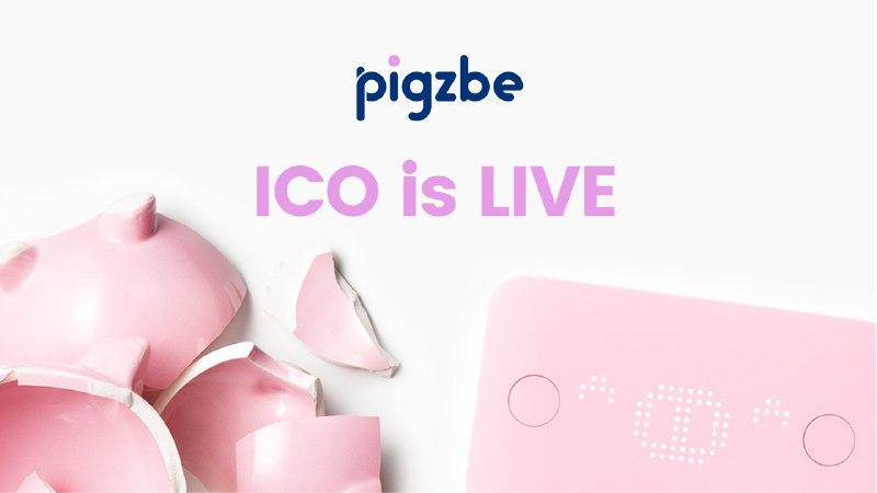 La ICO di Pigzbe è ora iniziata su Eidoo