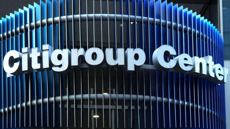 Citigroup entra a gamba tesa nel settore crypto