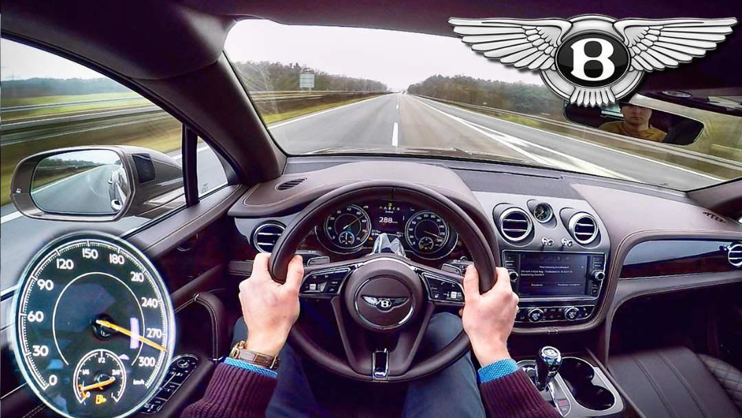 Comprata la prima Bentley in Bitcoin