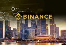 Binance crypto exchange