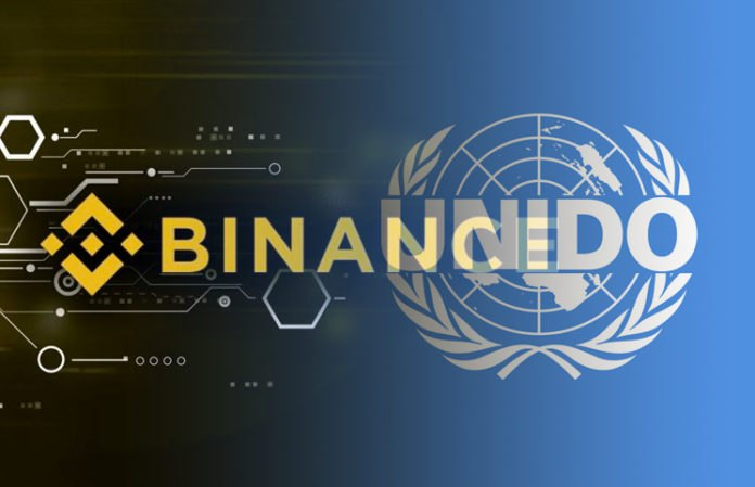 Binance Charity e ONU insieme per beneficenza