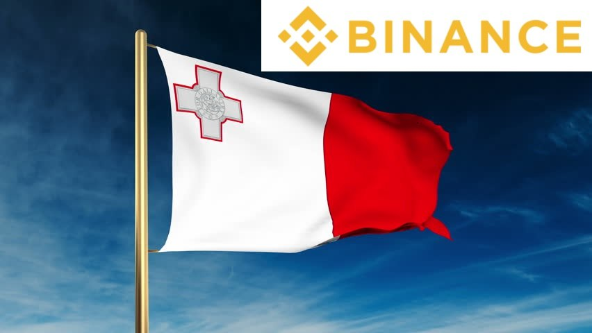 Binance firma un accordo con la Borsa di Malta