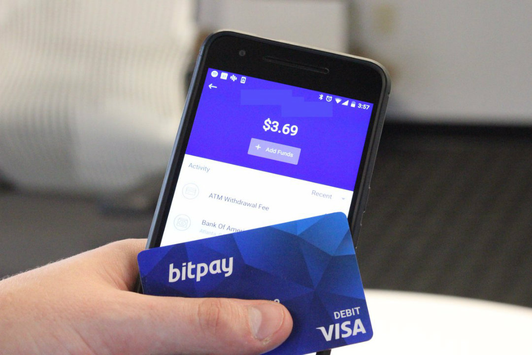 Google rimuove Bitpay dal Play Store