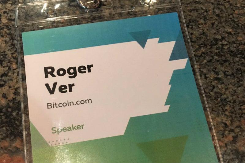 Ver, McAfee, Pierce: tutti sul palco della Blockchain Cruise