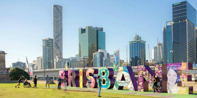 Brisbane, capitale australiana del del mondo crypto