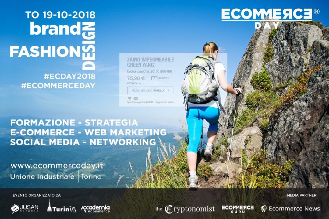 Anche all'Ecommerce Day va in scena la blockchain
