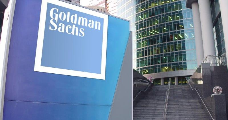 "Goldman Sachs: ""Il crypto trading desk ci interessa"""