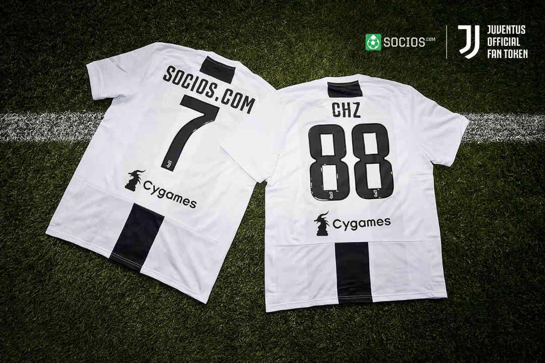 Juventus, in arrivo l'Official fan token