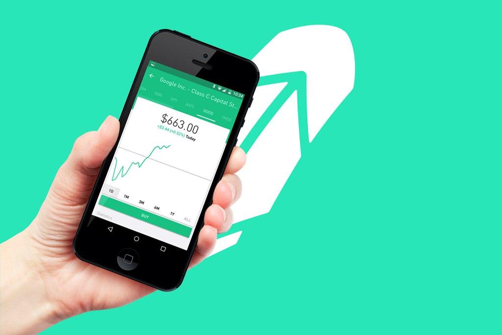 La app Robinhood vende i dati alle società di trading