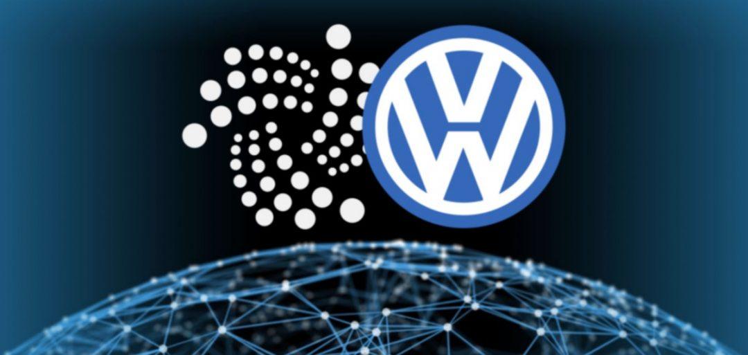 In arrivo le Volkswagen con IOTA