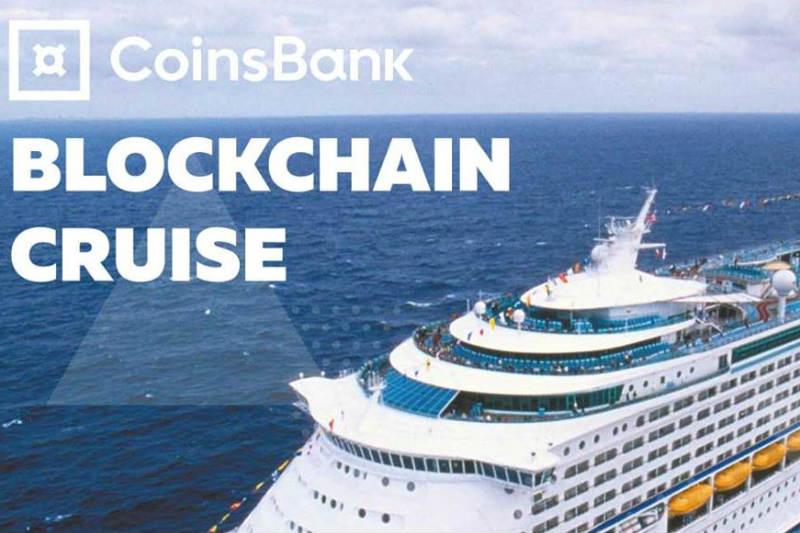 La Blockchain cruise prende il largo da Barcellona