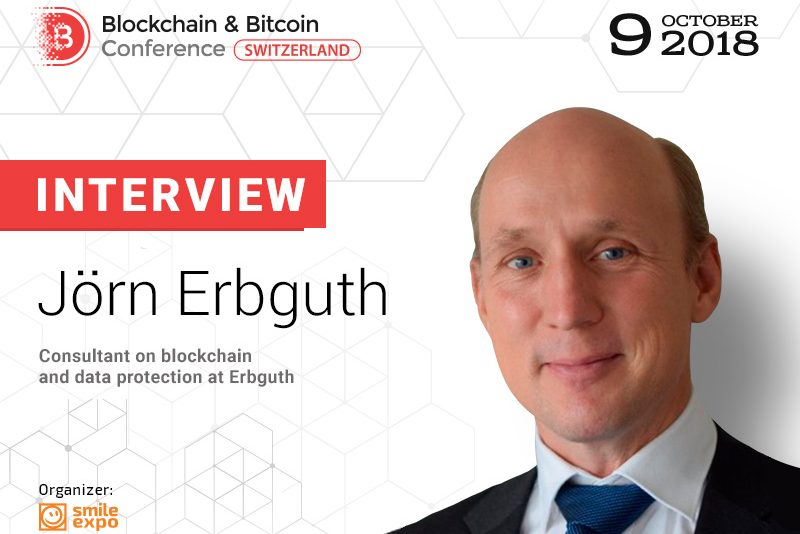 """Jörn Erbguth: """"Siamo data dipendenti, per fortuna c'è la blockchain"""""""