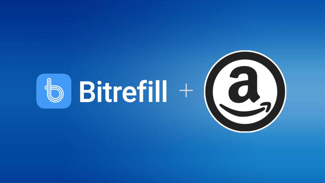 Con Bitrefill, Amazon diventa crypto-friendly