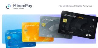 minexpay crypto debit card