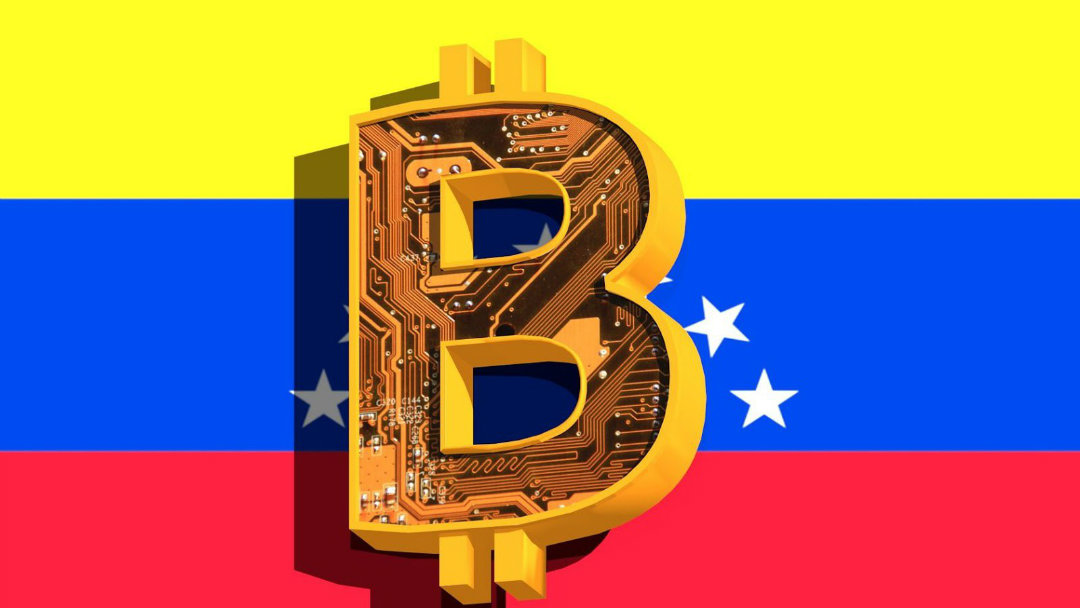 Record storico di acquisti di bitcoin in Venezuela