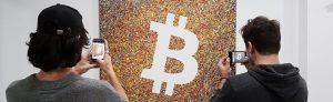 Bitcoin Art exhibition