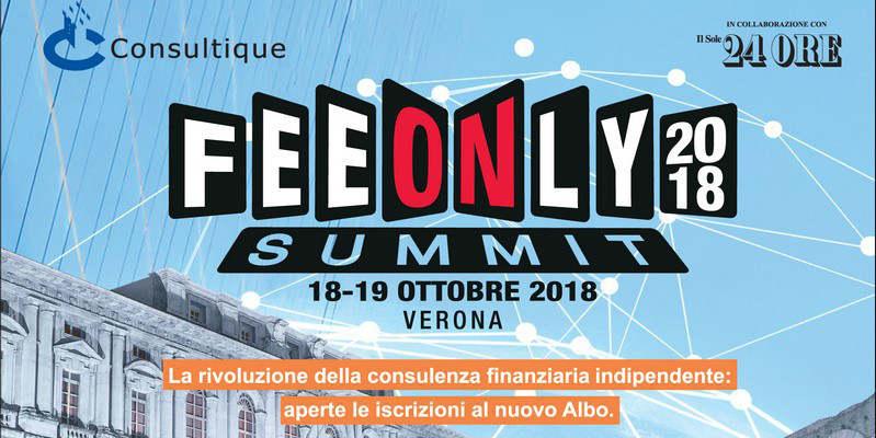 Verona FeeOnly Summit, annunciato il panel sulle crypto