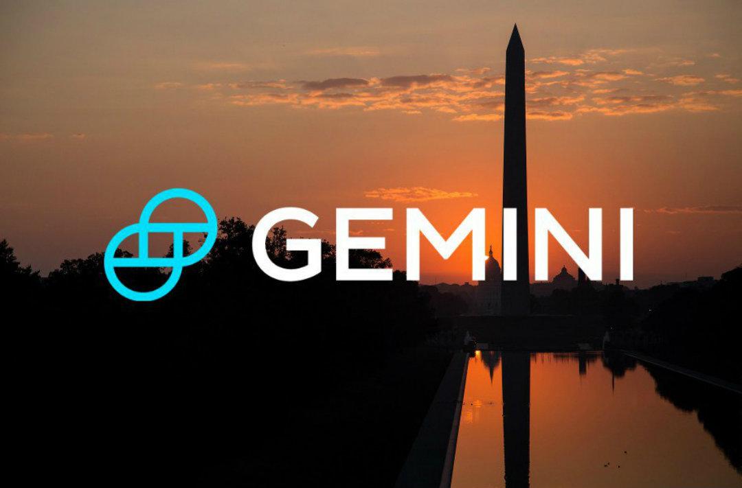 Gemini, crypto asset assicurati
