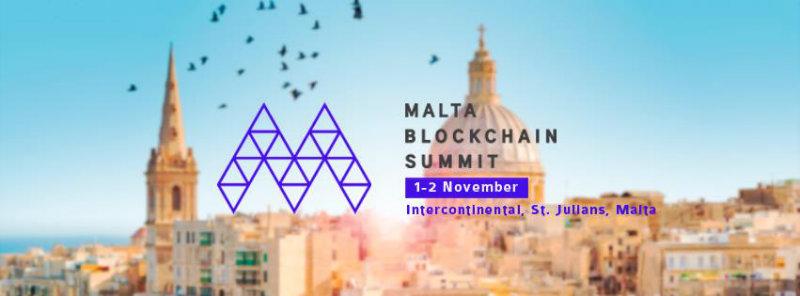 Malta Blockchain Summit, pochi giorni al decollo ufficiale